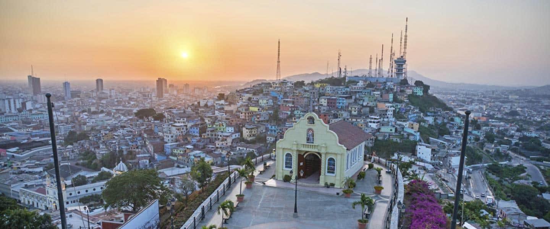 Guayaquil om natten - Risskov Rejser
