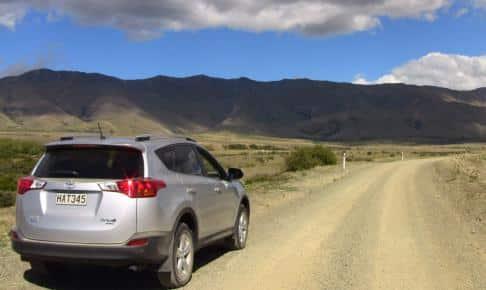 New Zealand 4WD - Kør Selv Ferie - Risskov Rejser