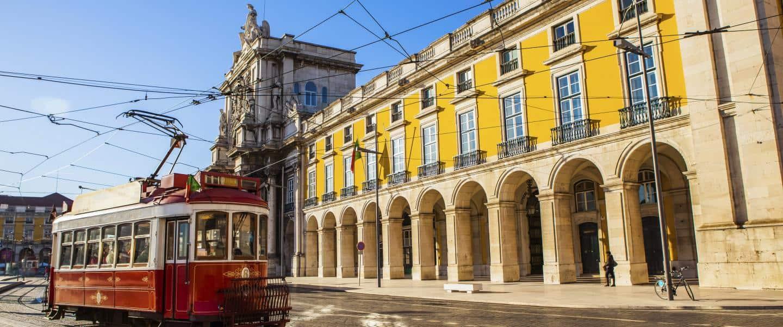 Handelspladsen i Lissabon - Risskov Rejser
