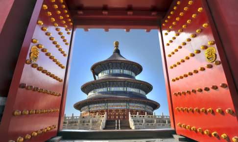 Himlens Tempel, Beijing, Kina