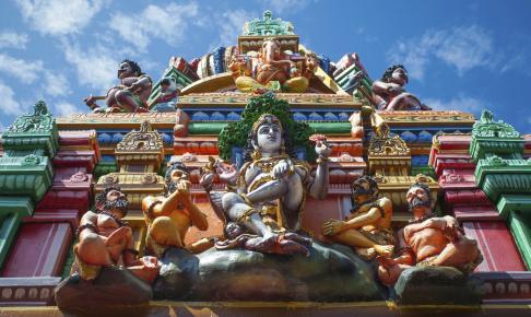 Tempel i Colombo
