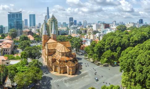 Ho Chi Minh City - Risskov Rejser