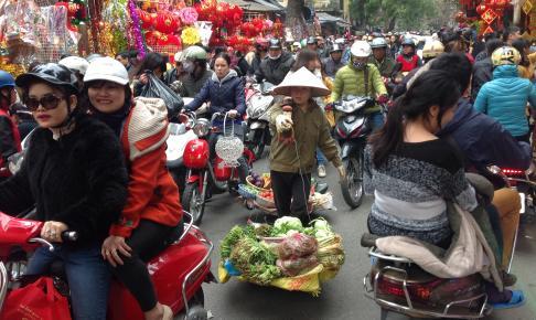 Hanoi trafik