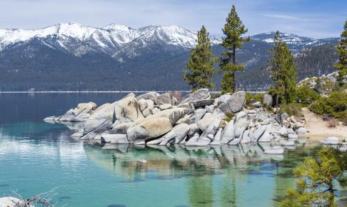 Lake Tahoe - Risskov Rejser