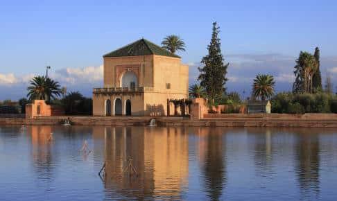 Merara Pavilion i Marrakech - Risskov Rejser