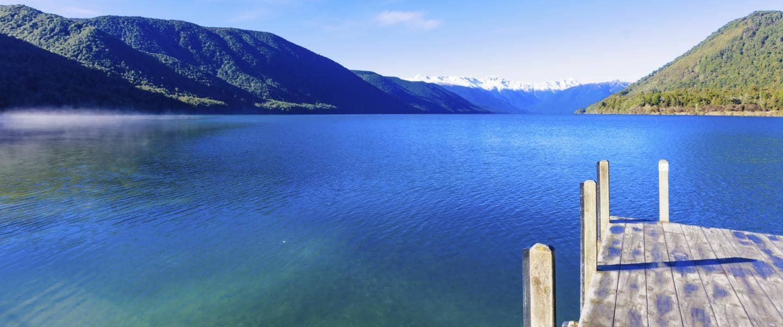 Nelson Lakes National Park - New Zealand - Risskov Rejser