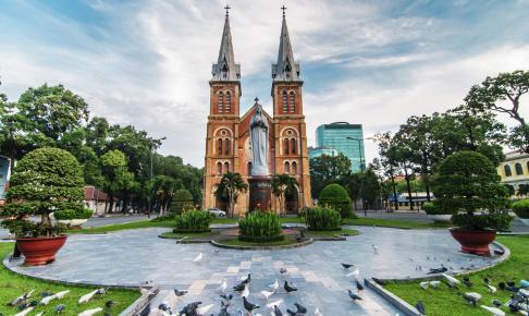 Notre Dame Ho Chi Minh City - Risskov Rejser