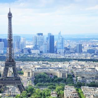 Eiffel tårnet, Paris