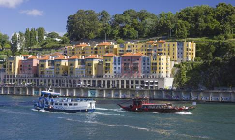 Douro-floden Porto
