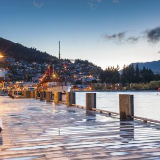 Queenstown - Australien - Risskov Rejser