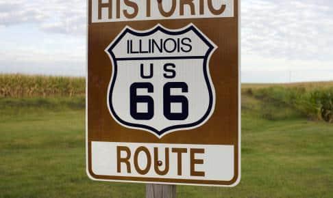 Historiske Route 66