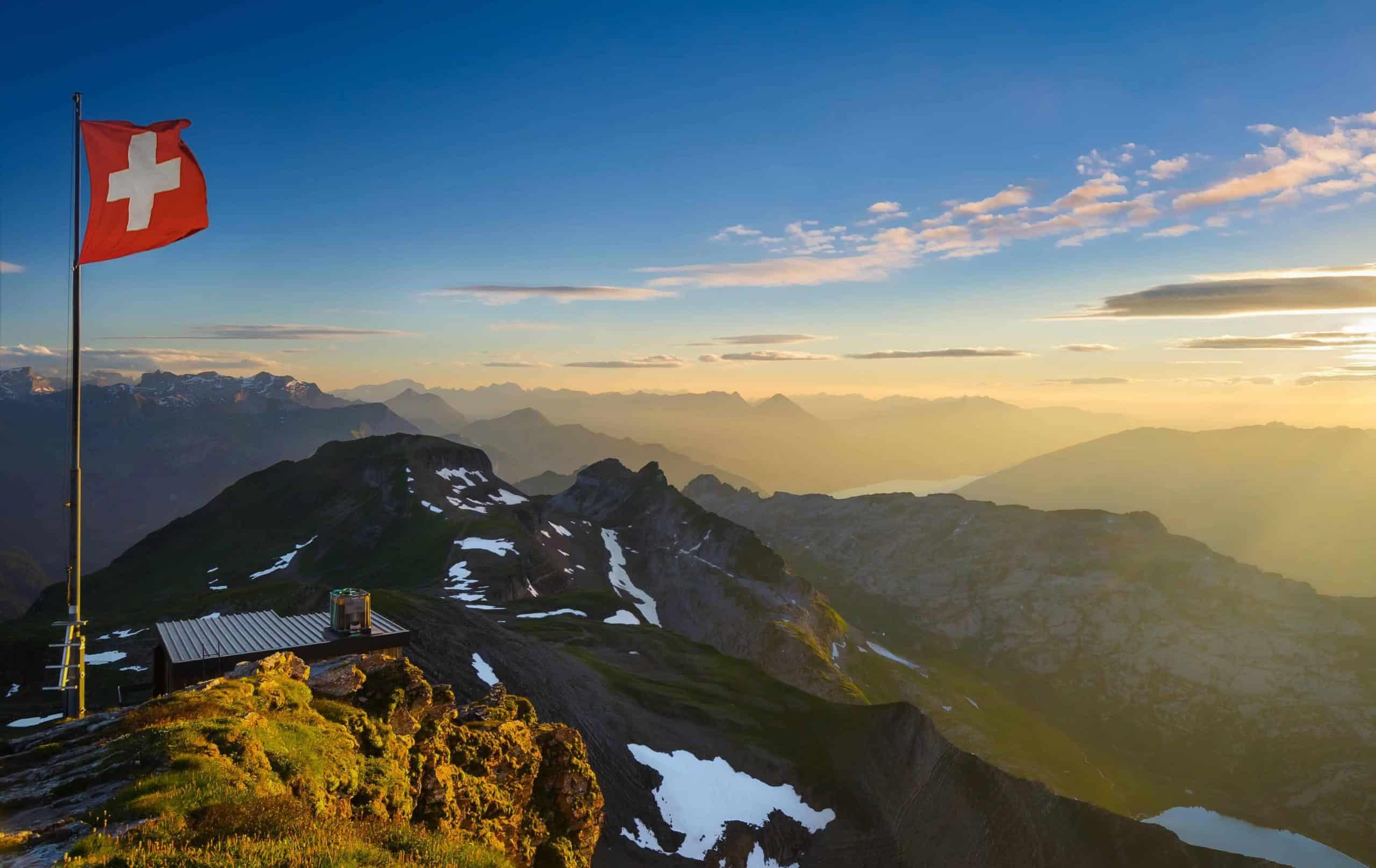 Oplev Schweiz på en rundrejse med dansk rejseleder