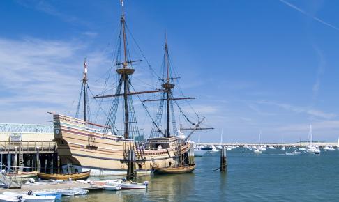 Skibet Mayflower || - Risskov Rejser