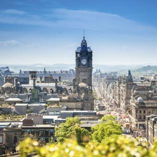 Edinburgh, Skotland