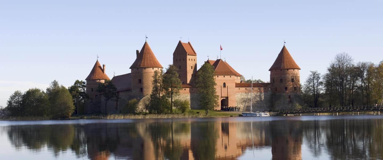 Slot i Trakai, Island - Risskov Rejser