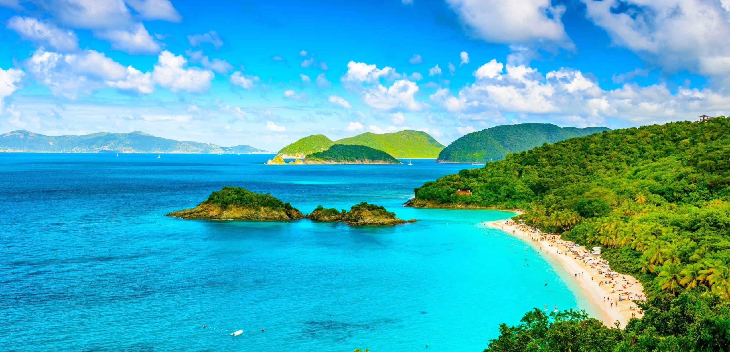 St. John USVI - De Vestindiske Øer - Risskov Rejser