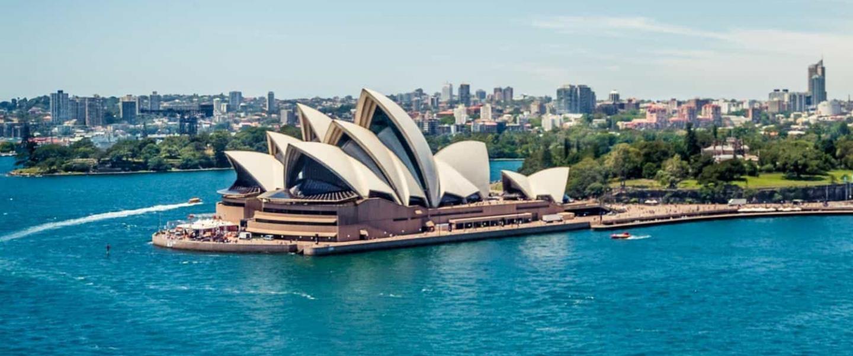 Sydney Opera House - Risskov Rejser