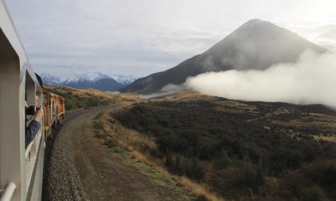 Togturen The Tranz Alpine - Risskov Rejser
