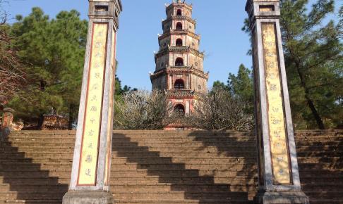 Thien Mu-pagode