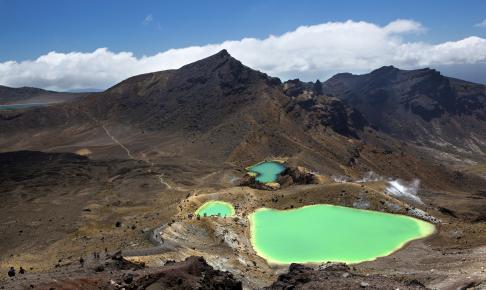 Tongario National Park - Risskov Rejser