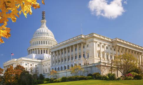 US Capitol Building i Washington D.C - Risskov Rejser