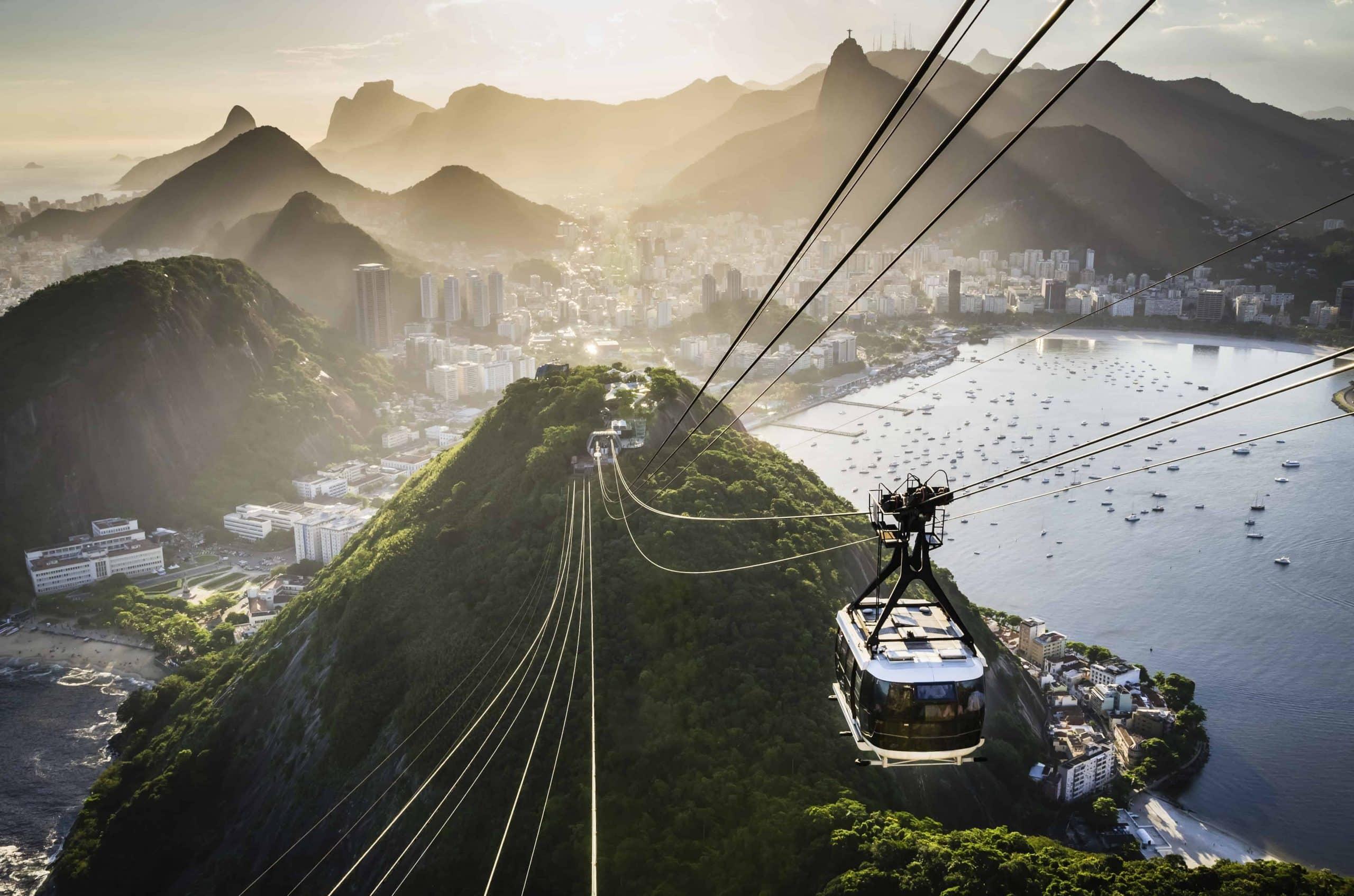 Oplev Rio de Janeiro på en rundrejse med dansk rejseleder