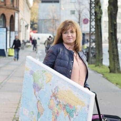 Anette de Florie Maman - Rejseleder - Risskov Rejser