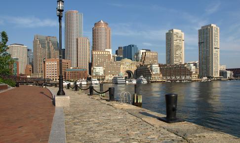 Boston Harbor - Risskov Rejser