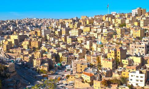 Amman in HDR colors - Risskov Rejser