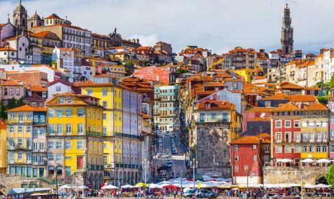 Portos gamle bydel