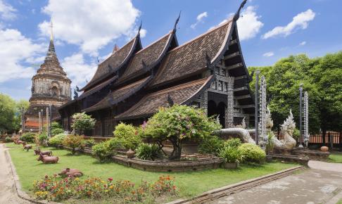 Chiang Mai Wat Lok Molee