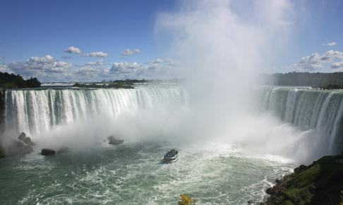 Niagara Falls i Canada