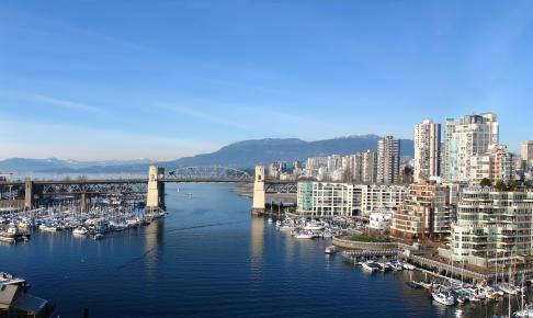 Vancouver Panoramic - Canada