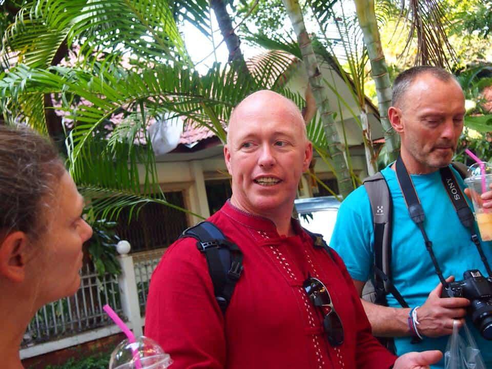 Rejseleder Brian Hansen - Risskov Rejser