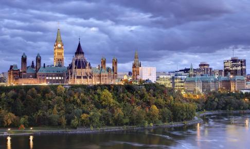 Ottawa - Parliament Hill - Risskov Rejser