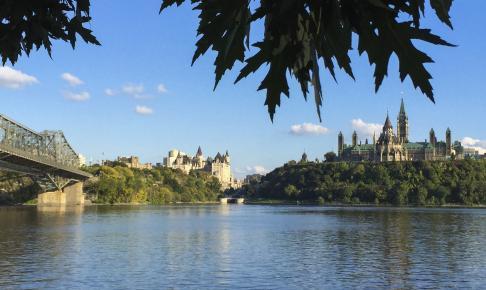 Ottawa-floden - Risskov Rejser