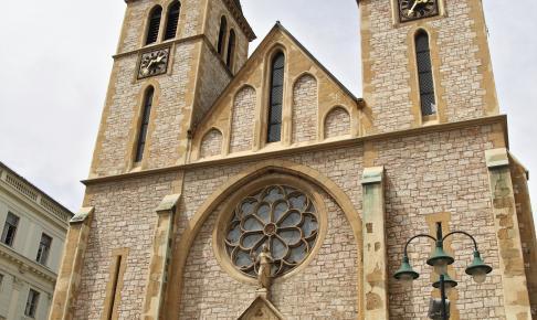 Sarajevo Cathedral - Risskov Rejser
