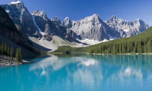 Banff National Park - Risskov Rejser