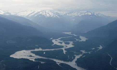 Skeena River Valley - Risskov Rejser
