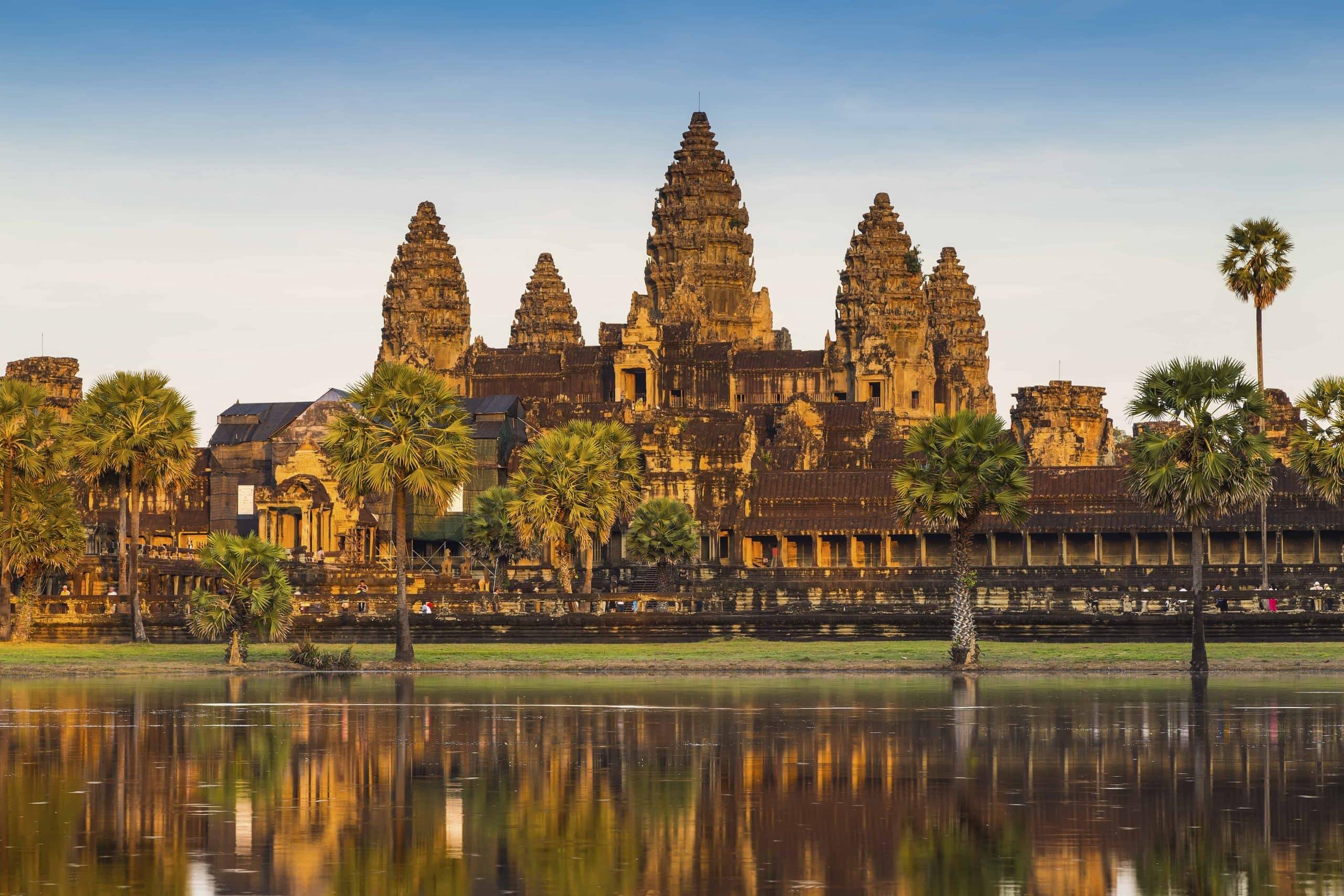 Angkort Wat-templet - Risskov Rejser