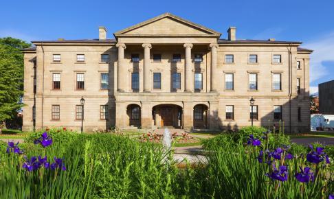 The Legislative Building i Charlottetown - Risskov Rejser