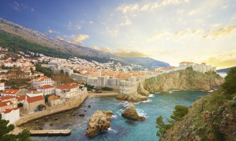 Dubrovnik - Den store Balkan rejse - Risskov Rejser