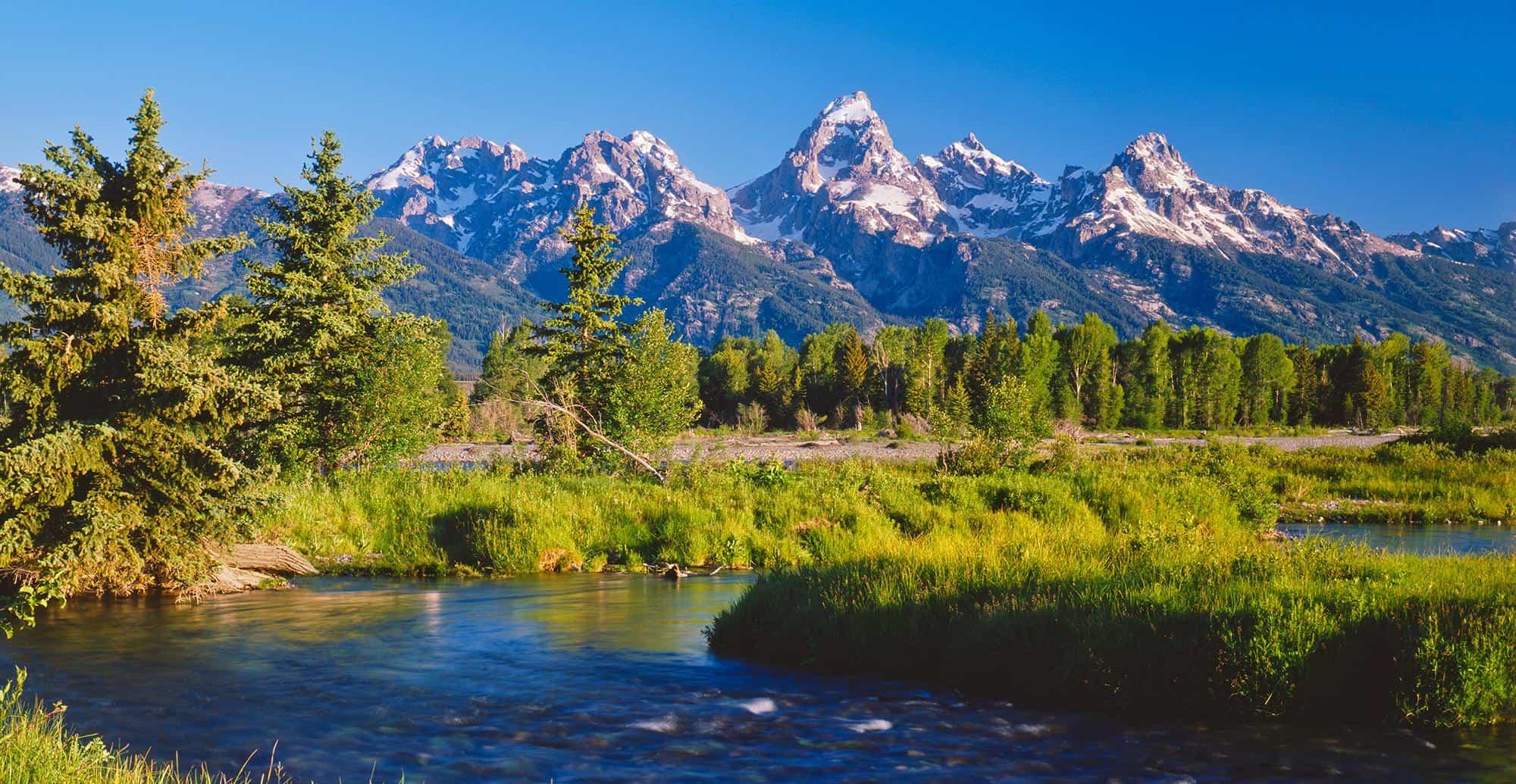 Grand Teton National Park - Risskov Rejser
