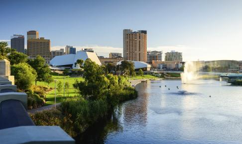 Adelaide, South Australia, Australien - Risskov Rejser