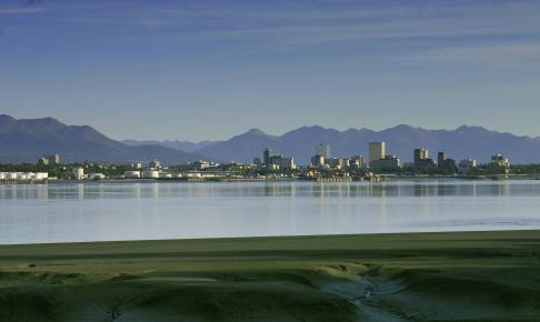 Anchorage i Alaska - Risskov Rejser