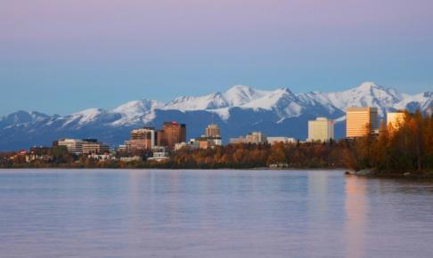 Anchorage Alaska - Risskov Rejser