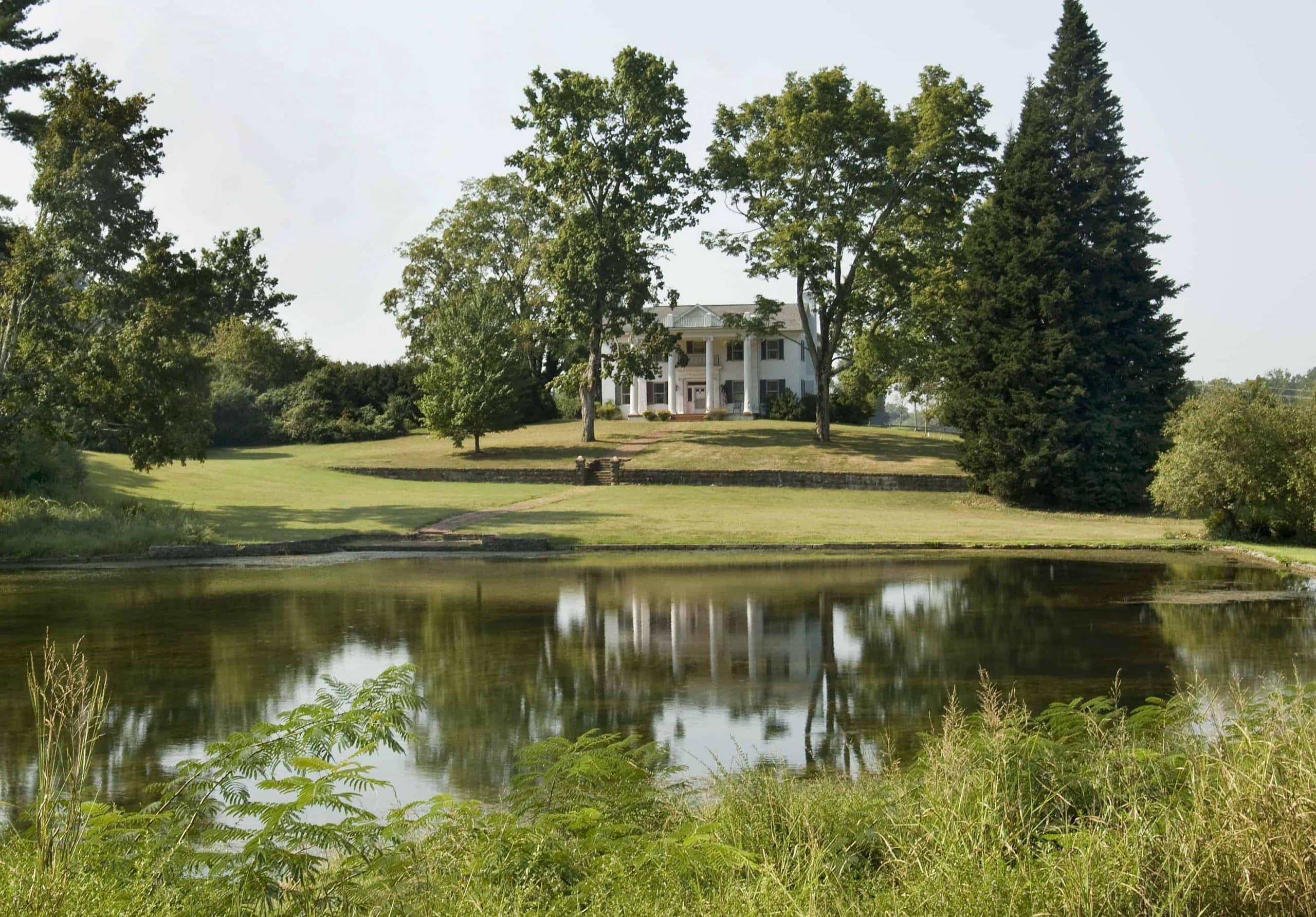 Antebellum Mansion - Risskov Rejser