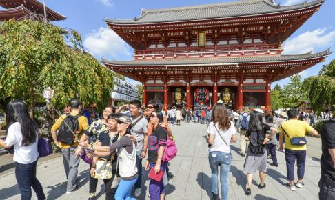 Asakusa Kannon-templet - Risskov Rejser