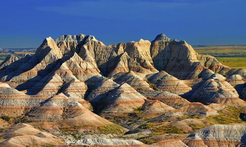 Badlands - South Dakota - Risskov Rejser