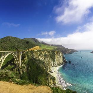 Highway 1 Bixby Bridge
